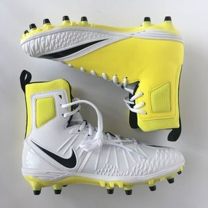 Nike Men's Size 10 Force Savage Football cleats